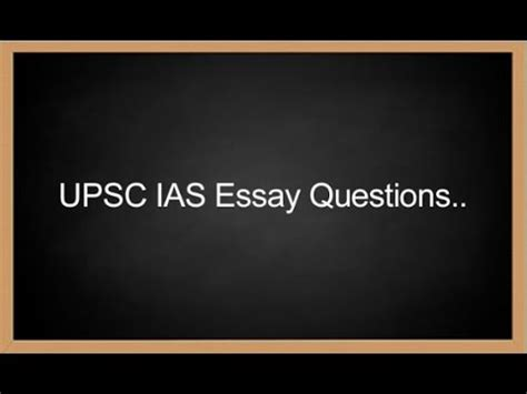Essay topics current affairs